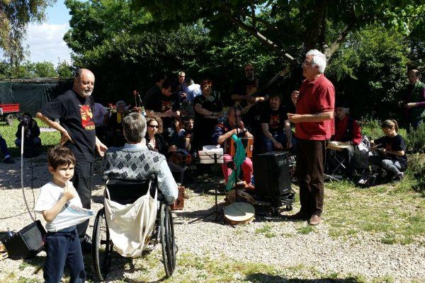 inclusione sociale Cooperativa Garibaldi roma 5