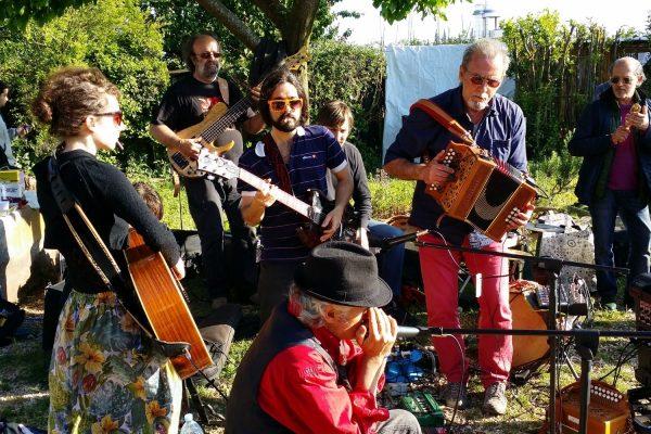 inclusione sociale Cooperativa Garibaldi roma 7